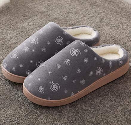 Mink Monk Cute Lovely Slippers Winter Warm Shoes Fur Bedroom Slippers Non-Slip Shoes Women