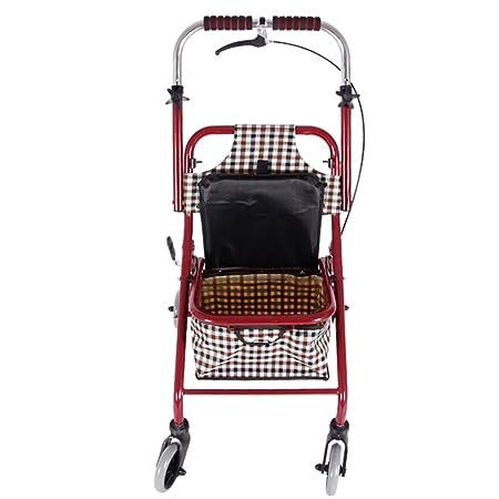 Shopping walker Andadores estándares y Ligeros Andador El Carro De ...