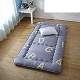 DHWJ WCCT Thickened tatami mattress Student mattress Dormitory single bedding-H 90x200cm(35x79inch)
