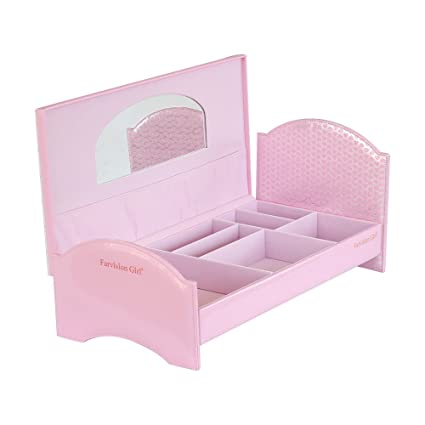 Charmant Doll Bed For American Girl Doll, 18u0027u0027 Doll Furniture,up To 19