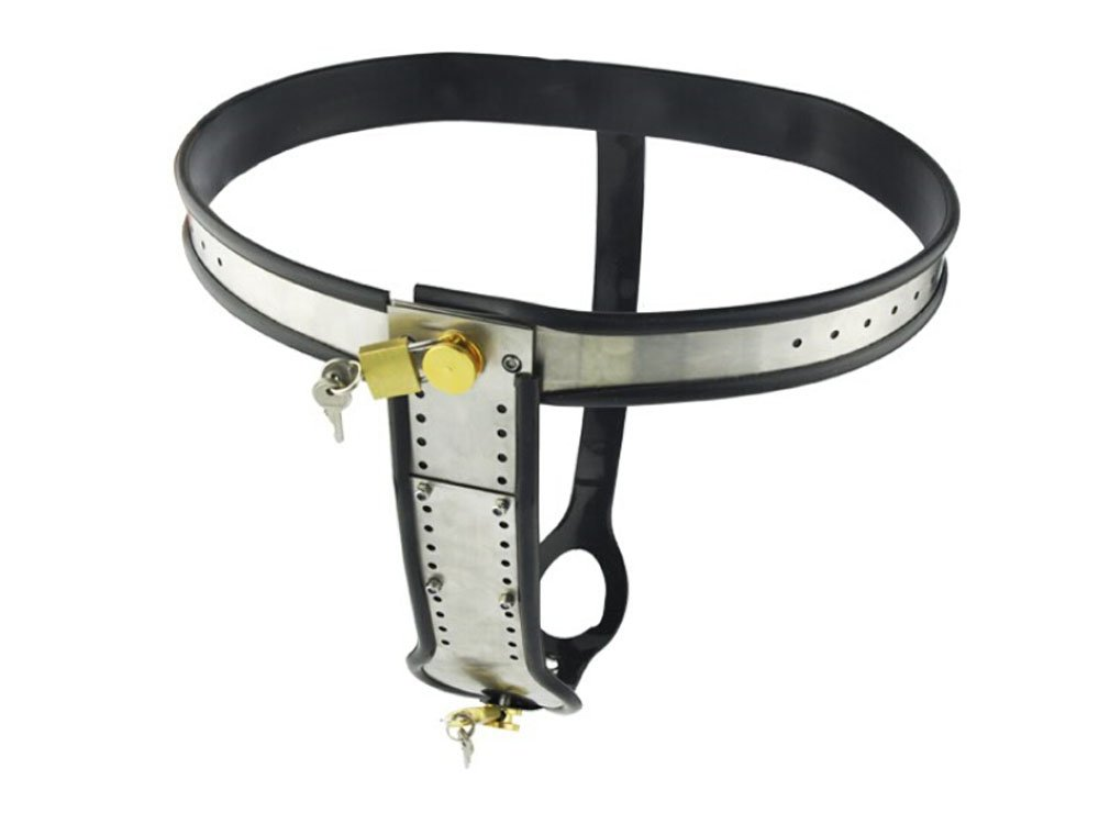 Factory Price Stainless Steel Female Underwear Chastity Belt For Party A183 by maimai88