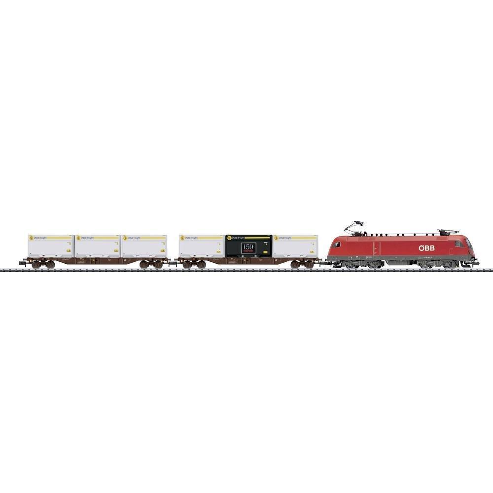 Trix 11133 - Trix Startpackung mit Güterzug Bild