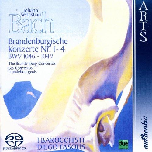 (Johann Sebastian Bach: The Brandenburg Concertos No. 1-4, BWV 1046-1049 )