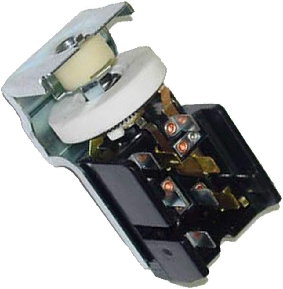 920 LIGHT SWITCH SW132 HS95 CUSTOM 65-71 E100 78-83 FAIRLANE 65-70 GALAXIE 65-67 LTD 65-78 MARQUIS 67-73 F100 F150 F250 F350 78-79