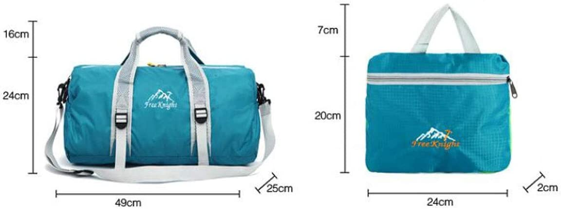 Female Hand Bag Basketball Bag Qiaoxianpo01 Sports Bag Large-Capacity Fitness Bag Size: 492524cm Wear Resistant Male Crossbody Shoulder Bag