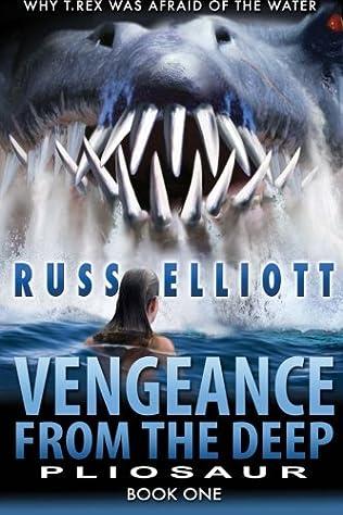 book cover of Pliosaur