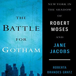 The Battle for Gotham Audiobook