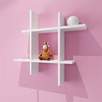 TRRE@ Creative modern personalized shelves, living room TV wall ...