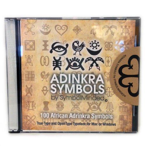Adinkra Symbols - Picture Font