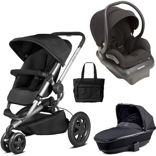 Baby Trend Expedition Elx Travel System With 2 Car Seat