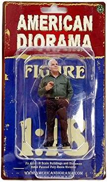 American Diorama 77447 Figur Mechaniker – 1 – Maßstab 1/18