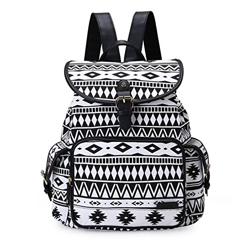cbaef795a00d Jual ECOSUSI Backpack Cute School College Casual Daypack for Teens ...