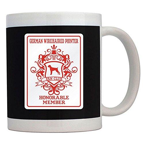 German Wirehaired Pointer Club - Teeburon German Wirehaired Pointer Fan Club Honorable Member Mug