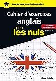 Cahier d'anglais pour les Nuls débutant