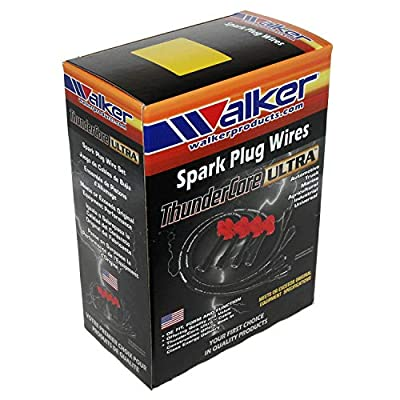 Walker Products 900-1362 Thundercore Ultra Spark Plug Wire Set: Automotive