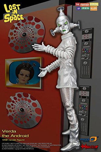 Lost in Space Verda the Android 1:6 Scale Phicen Action Figure
