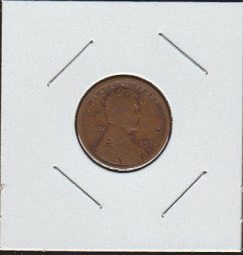 1916 S Lincoln Wheat (1909-1958) Penny Good