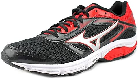 Mizuno Wave Impetus 4 Men US Black Running Shoe