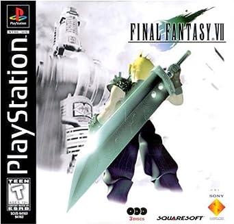 Amazon Com Final Fantasy Vii Video Games