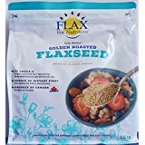 1.2kg FLAXSEED, Cold Milled, Golden Roasted, Omega-3, From Canada.