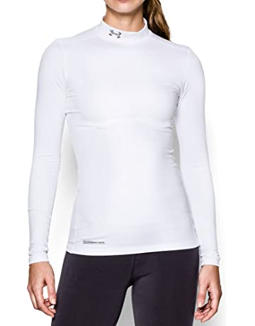 0f910ab01ba7 Under Armour Women's Cold Gear Authentic Mock Shirt
