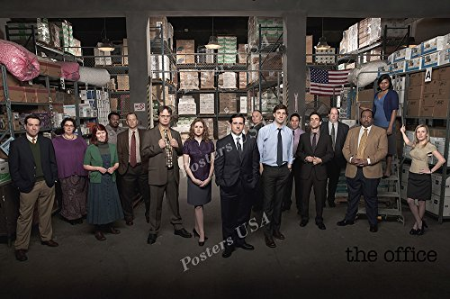 "Posters USA - The Office TV Series Show Poster GLOSSY FINISH - TVS375 (24"" x 36"" (61cm x 91.5cm))"