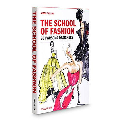School of Fashion, 30 Parsons Designers (Trade)