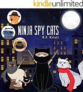 Inca Cat Series (Serie de 8 libros) Edición para Kindle
