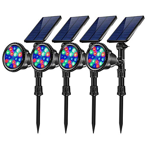 7 Color Changing Solar
