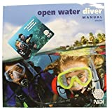 PADI Open Water Diver Manual with Dive Computer Simulator Acess Card
