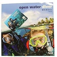 PADI Open Water Diver Manual with Dive Computer Simulator Acess Card