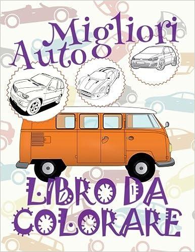 Migliori Auto Disegni Da Colorare Libro Da Colorare 3
