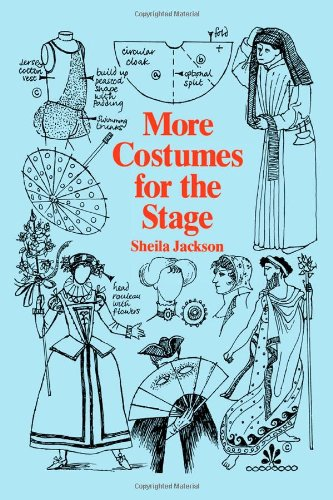 Shakespeare Theatre Costumes (More Costumes for the Stage)