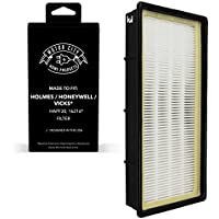 HAPF30, 16216, HRC1 Holmes, HoneyWell, Vicks Comparable HEPA Air Purifier Filter, Motor City Home Products (1)