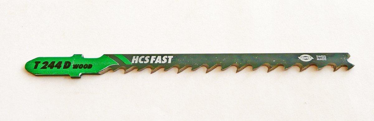 Bosch 2608630058 –  Stichsä geblatt T244D