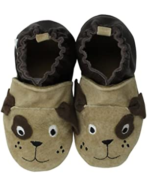 3D Dog Soft Sole Slip-On (Infant)