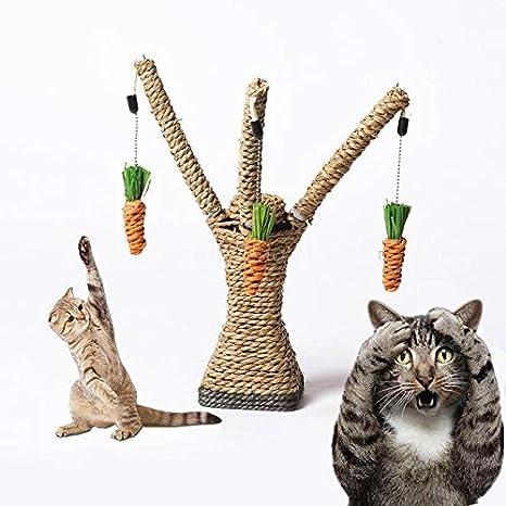 Domeilleur - Estantería para Gato, diseño de Gato escalando: Amazon.es: Hogar