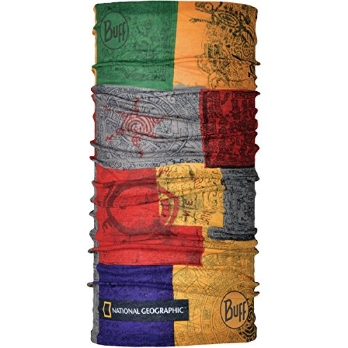 Buff Original National Geographic Multifunctional Headwear,One Size,Temple