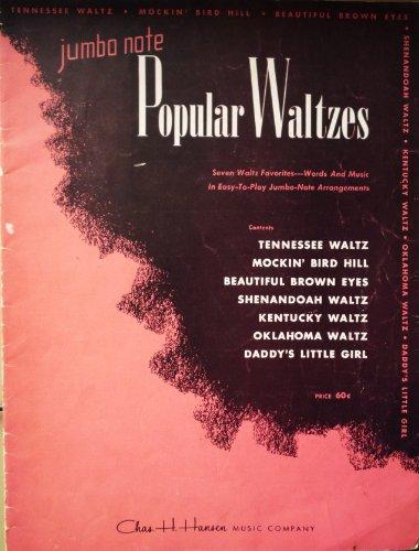 tennessee waltz sheet music - 5