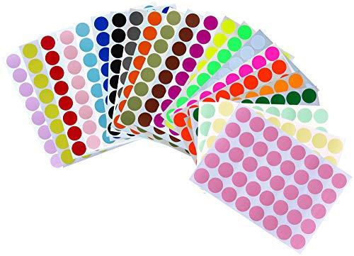 Color Coding Labels 3/4