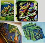 Teenage Mutant Ninja Turtles Birthday Party Set Pack for 16, Health Care Stuffs