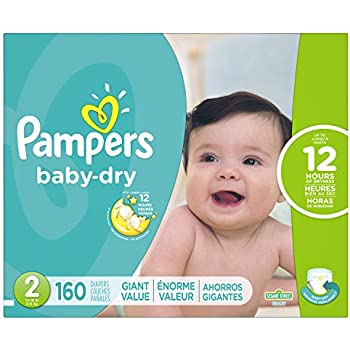 Amazon Com Huggies Snug Amp Dry Diapers Size 2 For 12 18