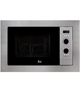 Teka MS 620 BIH Microondas sin grill, 1100 W, 20 litros, Otro ...