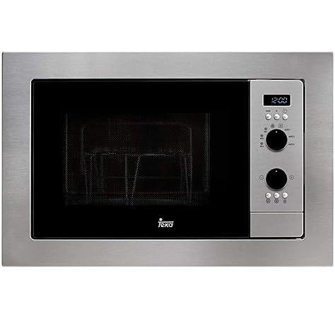 Teka MB 620 BI Microondas sin grill, 1100 W, 20 litros, Otro, Gris: 151.63: Amazon.es: Hogar