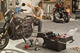Keter - 241008 Masterloader Resin Rolling Tool Box