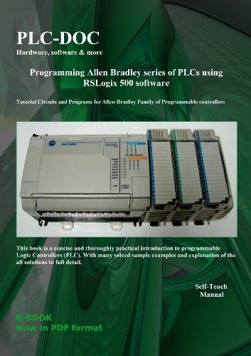 Programming allen bradley series of PLCs using rslogix 500 software ()