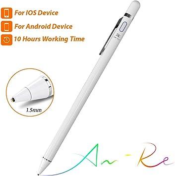 Lápiz Táctil Lápiz Pantalla para iPad iPhone Tabletas Teléfonos ...