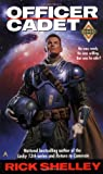 Officer-Cadet, Rick Shelley, 0441005268