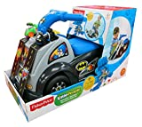 Fisher-Price DC Friends Wheelies Batman Ride-On