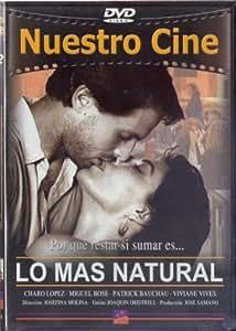Lo Mas Natural [DVD]